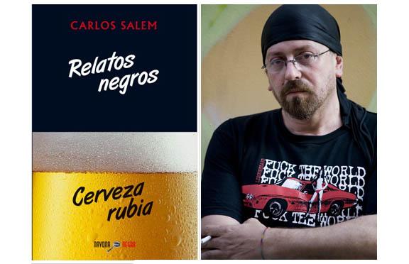 Relatos negros cerveza rubia - Carlos Salem