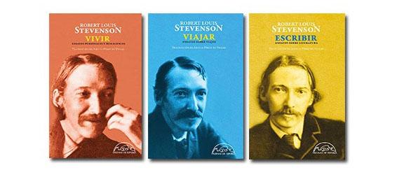 Vivir Viajar Escribir (Stevenson)
