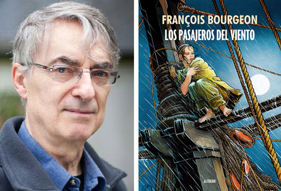 Los pasajeros del viento (François Bourgeon) mixta