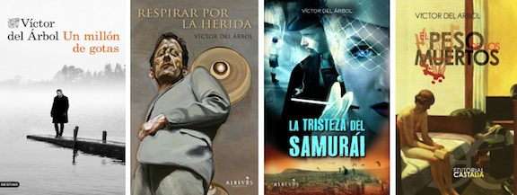 Mixta novelas Victor del Arbol 2
