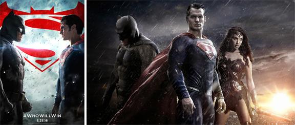 Batman vs Superman El amanecer de la Justicia (2016) mixta
