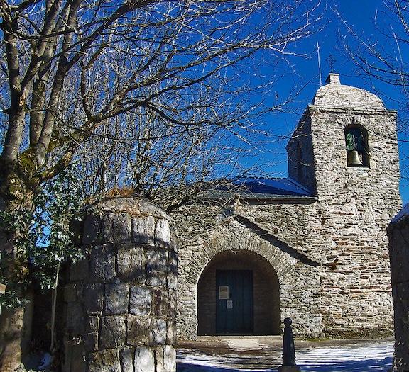 Iglesia de Santa María da O Cebreiro