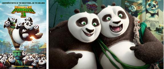 Kung Fu Panda 3 (2016) mixta