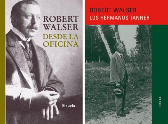 Libros de Robert Walser mixta