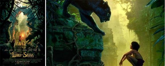 El Libro de la Selva (2016) mixta