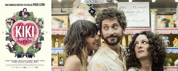 Kiki El amor se hace (2016) mixta