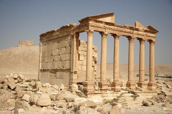 Templo funerario (2007)