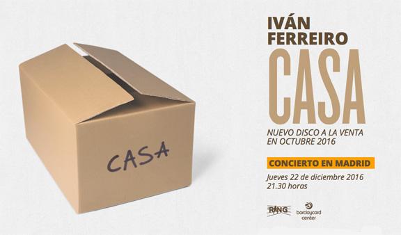 Iván Ferreiro Casa