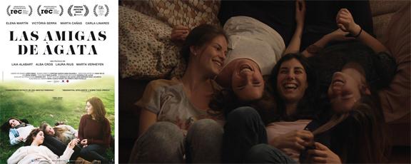 Las amigas de Agata (2016) mixta