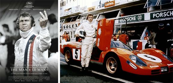 McQueen The Man & Le Mans (2016) mixta