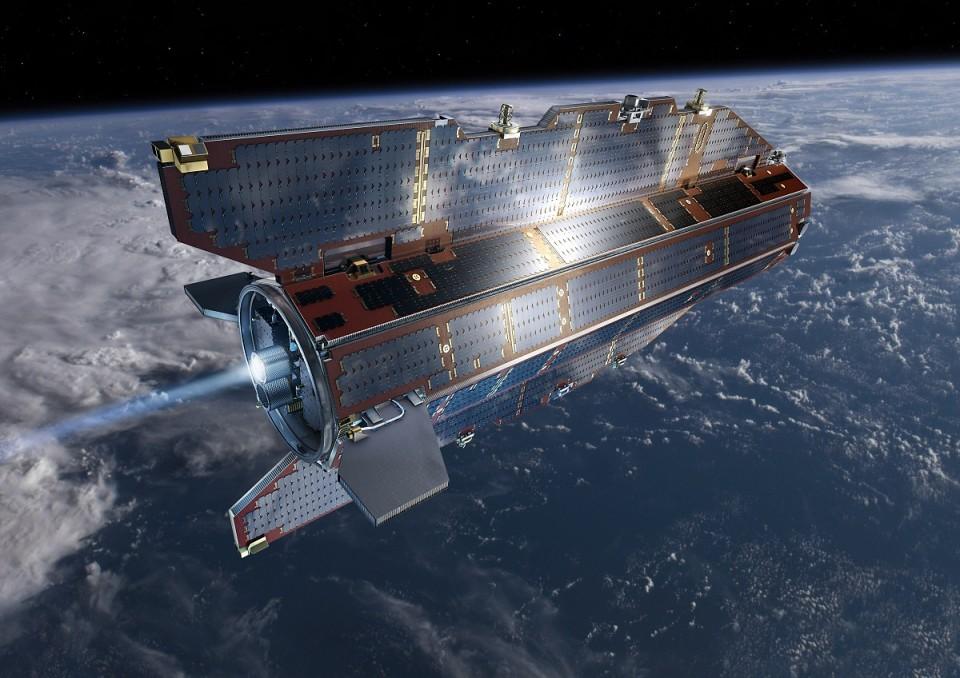 Resultado de imagen de Por el espacio vacío la nave recolecta hidrógeno como combustible