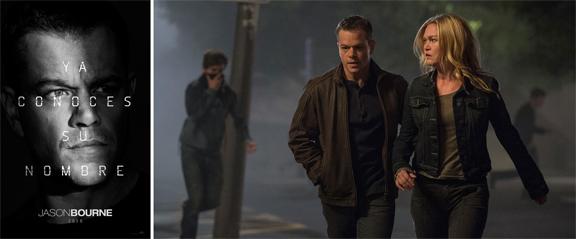 Jason Bourne (2016) mixta