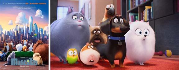 Mascotas (2016) mixta