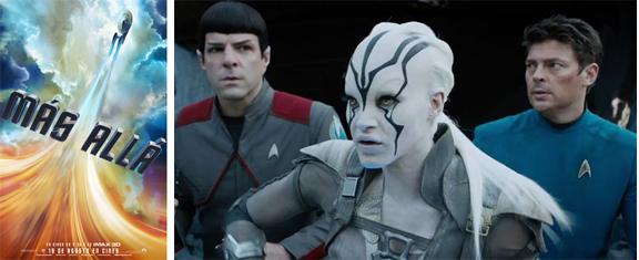 Star Trek Más allá (2016) mixta