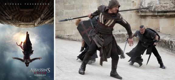 Assassin's Creed (2016) mixta