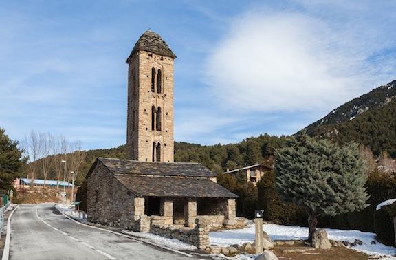 Iglesia de San Miguel de Engolasters