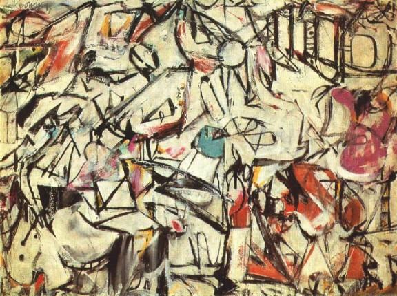 Untitled (1950) William de Kooenig
