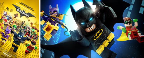 Lego Batman Movie (2017) mixta