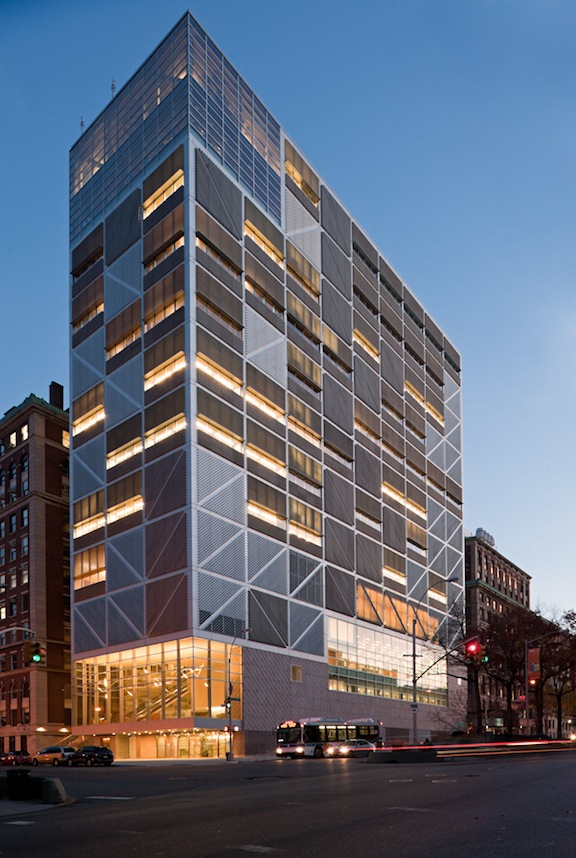Northwest Corner Building (NY) de Rafael Moneo