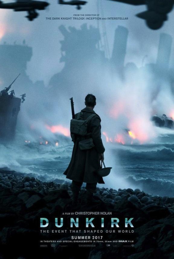 Dunkirk en vertical