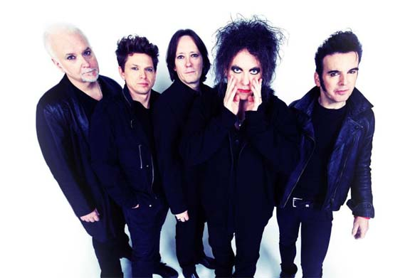foto the cure interna