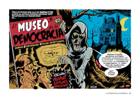 Reportaje - El humor (ilustrado) - El Corso | Revista