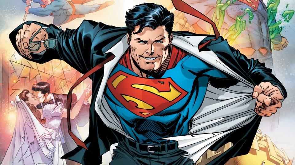 reportaje - 80 a u00f1os de superman y spirou